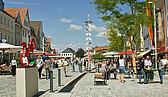 Bayreuth Fussgaengerzone
